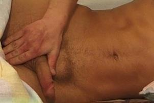 Awesomeinterracial.com- Horny Stud Lowers His Ass Down On Cock
